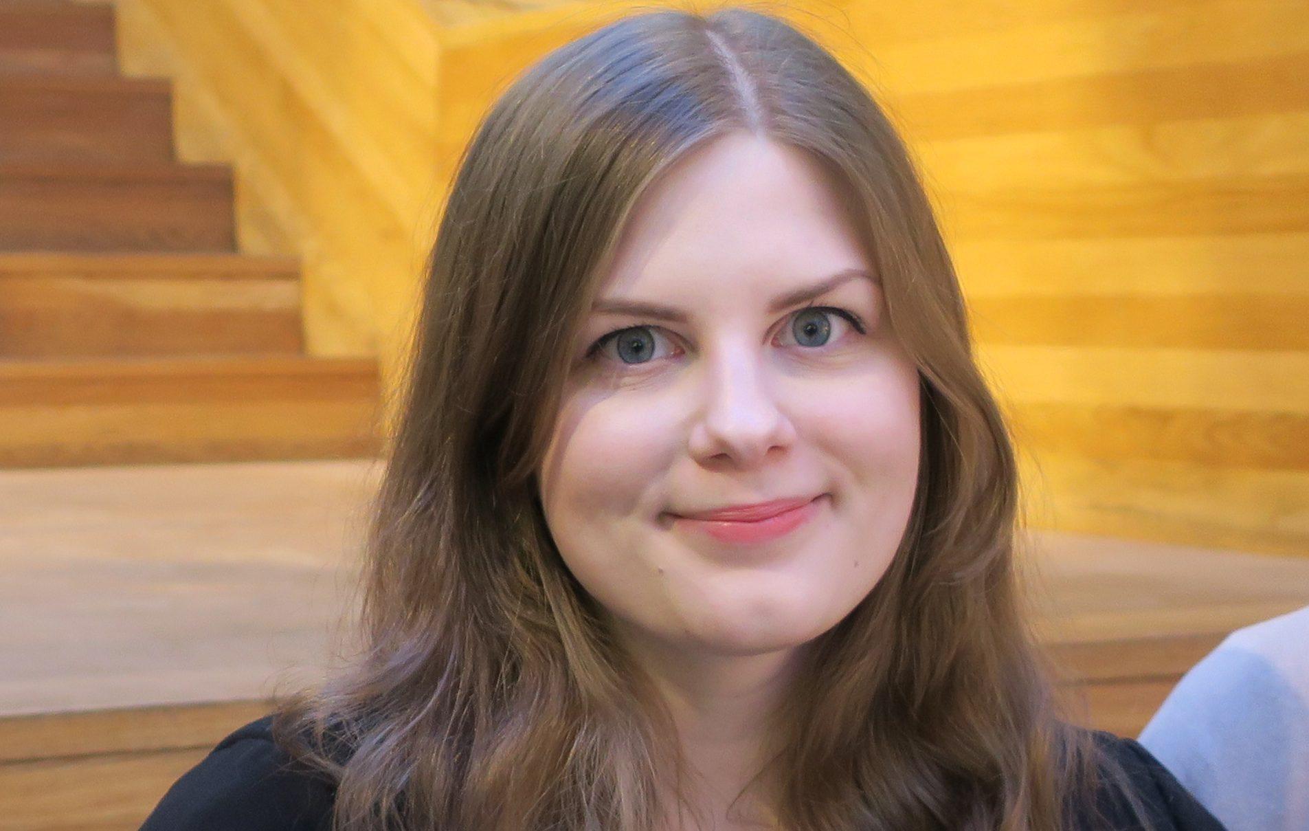Sandra Lindström Vaahtokylpy